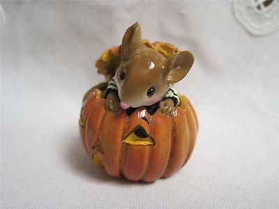 Wee Forest Folk Halloween Pumpkin Pop-Up Limited Edition - In WFF Box