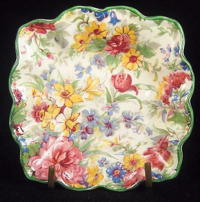Midwinter Floral Chintz Pin Dish 1946-1953