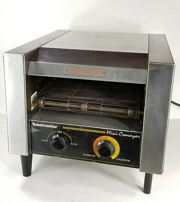 Toastmaster Commercial Conveyor Toaster Oven Model TC14 - Used in Working Cond.