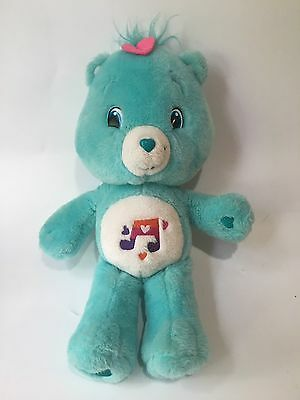 a5 2008 care bears heartsong bear plush 13 inches toy