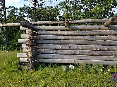 round log cabin kit