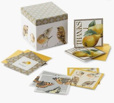 Hallmark Marjolein Bastin Nature's Sketchbook Mini Box Of 20 Cards