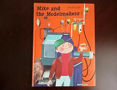 Vintage, First Edition 1970, Mike and The Model Makers, M. Sasek