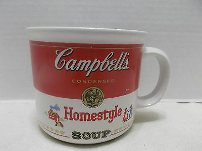 Campbell's Homestyle Soup Bowl Westwood 1989!