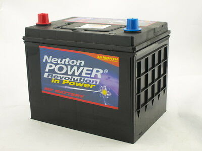 Ford Territory Car Battery Ford Territory 2004 onwards 85EFR610NP 3 year warrant