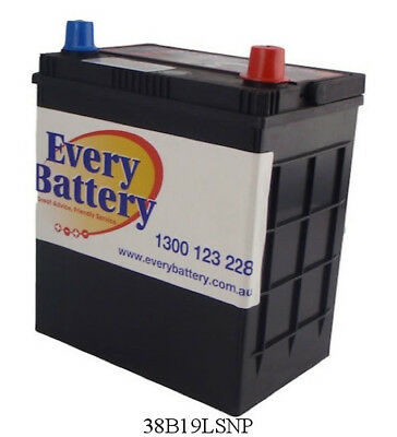 Toyota Camry Car Battery Camry (4 Cylinder) 1983 - 1992 38B19LSNP 3 year warrant