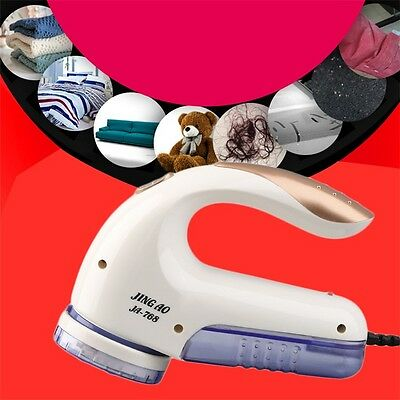 Household Clothes Lint Pill Fluff Remover Fabrics Sweater Fuzz Shaver Plug-in GZ