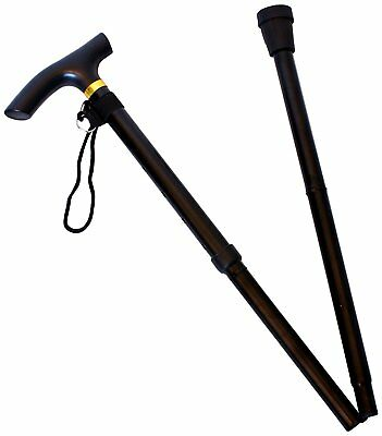 Sure Health & Beauty Collapsible Walking Stick