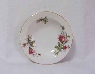 Aladdin Fine China  Moss Rose Sauce Bowl  Made In Occupied Japan