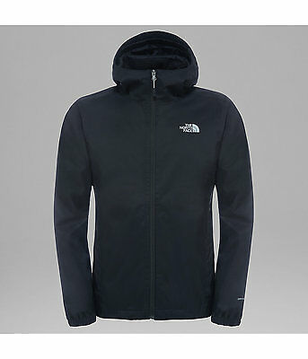 The North Face Men's Quest Waterproof Jacket (Black)
