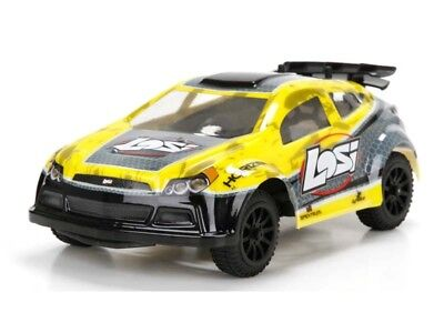 Losi 1/24 Micro Rally X 4WD Brushless 2,4GHz RTR gelb - LOS00002ICT1