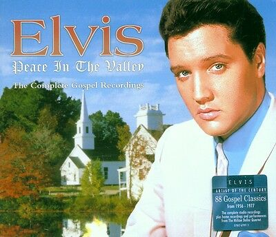 Elvis Presley - Peace In The Valley: The Complete Gospel Recordings/I'll...