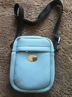 Philips Avent neoprene thermal bag - light blue - used