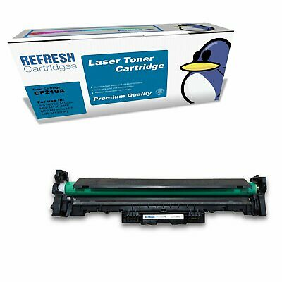 Remanufactured (Non Genuine) Cf219A Black Drum  For Hp Printers