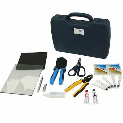 Fibre Optic Cable Preparation, Cutting and Crimping Kit
