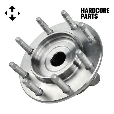 Wheel Hub Bearing Assembly for Chevy GMC Pickup Truck, Front w/ ABS 8 Lug 515058
