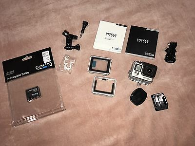 GoPro Hero 4 Silver Edition - Digital Action Camera