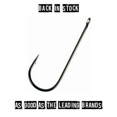 50 Sea Fishing High Spec Carbon Hooks High Quality Sea Hooks