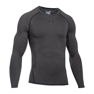 Under Armour Heatgear Compression LS Shirt F090