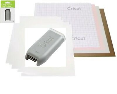 Cricut Explore Wireless Bluetooth Adapter  & 9 page accessory Bonus