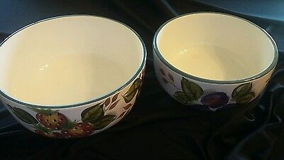 Heritage Mint Black Forest Fruits - Bowls - Free Shipping!