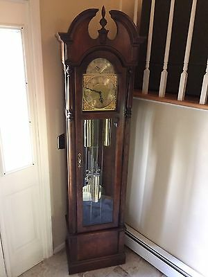 Howard Miller Grandfather Clock The Colony Model 610 280