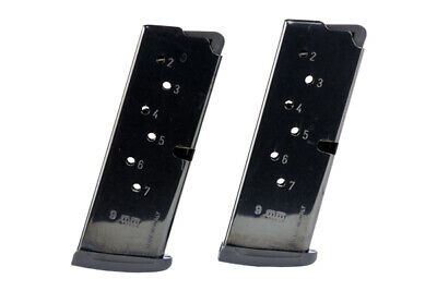 Ruger Lc9/lc9S Vp Magazines 7Rd 9Mm
