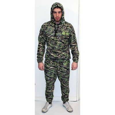 Q-DOS Two Piece Camo Fleece Thermal Undersuit Base Layer Bivvy Sleep Suit Option