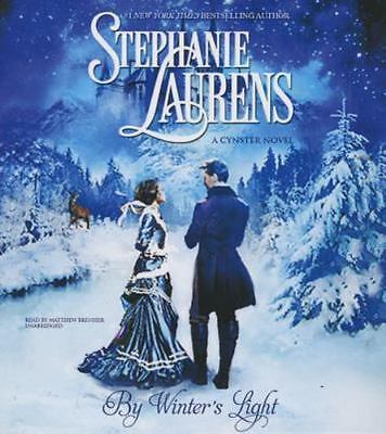 BY WINTER'S LIGHT unabridged audio book on CD by STEPHANIE LAURENS