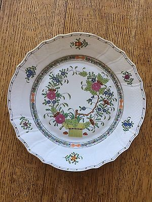 Herend China Indian Basket Dinner Plate SOLD INDIVIDUALLY