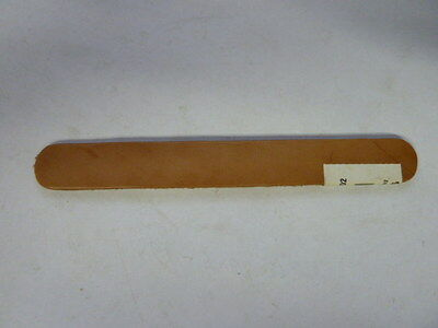 NOS Plain Trunk Leather Handle for Antique Trunk Chest