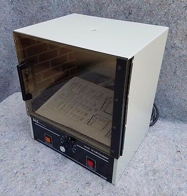 Quincy Labs Model 10-140 Incubator With Acrylic See Through Door - New Read Desc