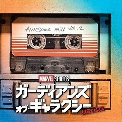 Guardians Of The Galaxy Remix Awesome Mix · Vol.2 Original Soundtrack F/S .