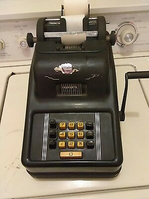 Underwood sundstrand 20th anniversary  working  condition bin number