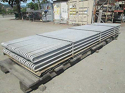 "Stainless steel hydro cooler coil 135, 3/4"" pipes 16' long each"