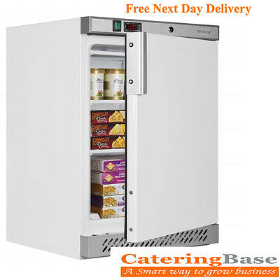 NEW Commercial Catering Undercounter Freezer 600Wx600Dx850Hmm Next Day Delivery