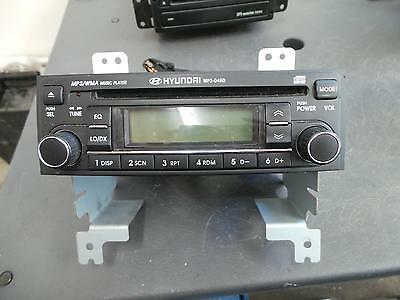 Hyundai Elantra Radio  Mp3 Player, Hd, 08/06-05/11 06 07 08 09 10 1