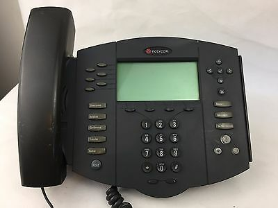 Polycom - IP601 SoundPoint SIP 2201-11601-001 IP Phone with Stand - Business