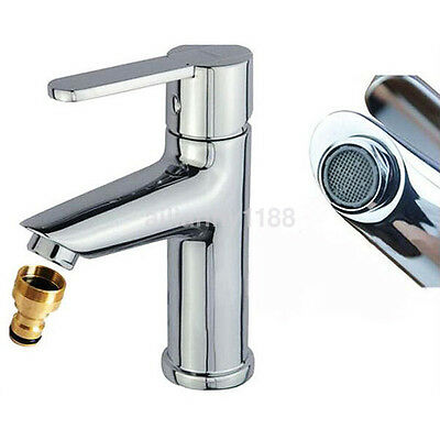 Universal Kitchen Tap Adaptor Hose Water Pipe Connector Copper Tube Fitting CA