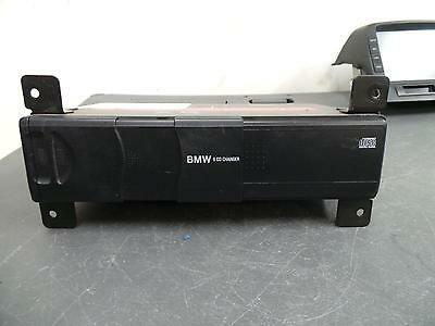 Bmw X5 Radio/cd  Cd Stacker-6 Disc Not In Dash, E53, 11/00-09/03 00 01 02