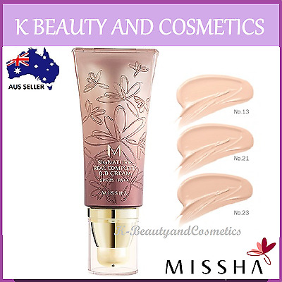 [MISSHA] M Signature Real Complete BB Cream 45g #21 #23 SPF25 PA++
