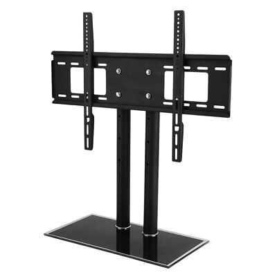 tv standfu 32 55 zoll fernseher st nder universal lcd led. Black Bedroom Furniture Sets. Home Design Ideas