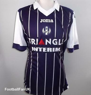 TOULOUSE FC Joma Home Shirt 2016/17 NEW Slim Fit 16/17 Maillot Domicile