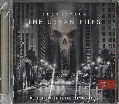 "ERDENSTERN-Album ""THE URBAN FILES"" Compact Disc / CD-neu in Folie"