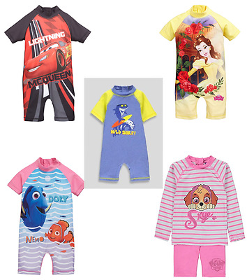 Sun Protection Swimwear UV Sunsafe Surfsuits / All Sizes / Boys and Girls / NEW