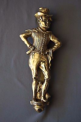 Sam Weller Brass Door Knocker By Banksway From Dickens Pickwick Papers