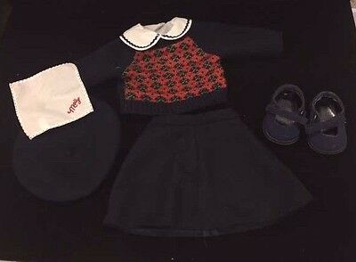 "American Girl Doll ""Meet Molly"" Outfit"