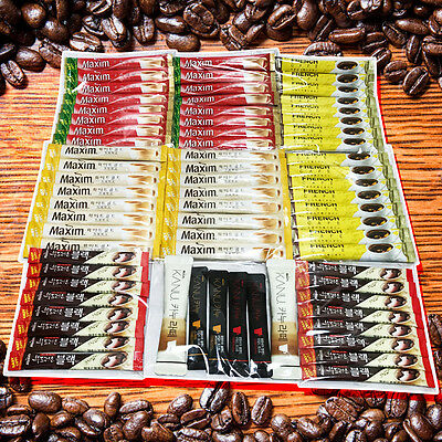 NEW Korean Best Coffee Mix Maxim Gift 70 Sticks Korea Coffee Asian foods snack