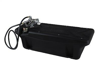 60 Gallon, In-Bed, Diesel Transfer Tank with 12 Volt Pump and Nozzle (5310060)