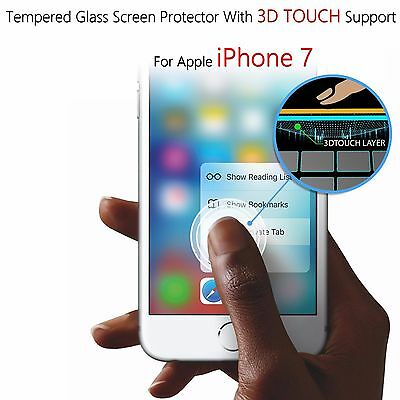 "3D Touch Tempered Glass Screen Protector For Apple iPhone 7 (4.7"")"